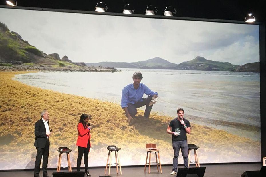 Sargasse Project ou le rêve d'or noir d'un entrepreneur de Saint-Barthélémy – Outre-mer la 1ère