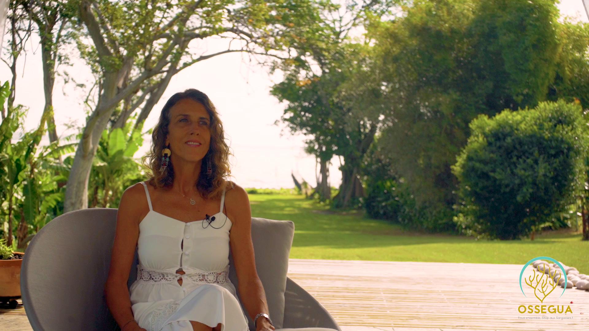 Présentation d'OSSEGUA et Interview de Marie-France Bonnet et Guy Urbino